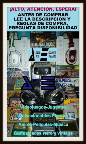 game boy super rc pro am gb gbc gba c/u