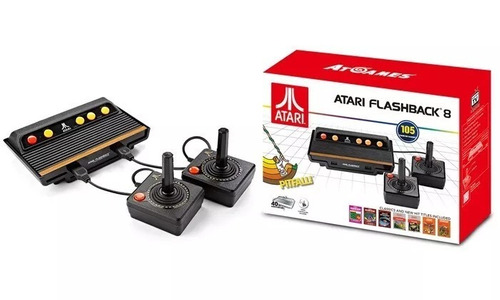 game console atari