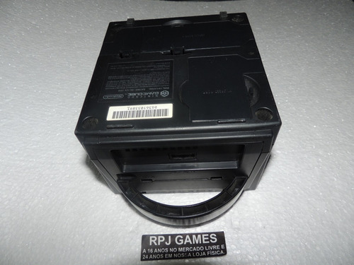 game cube c/ controle cabo av fonte pronto jogar * loja rj *