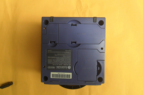 game cube console