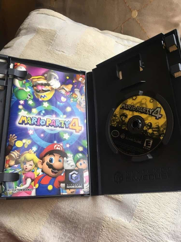 game cube juego
