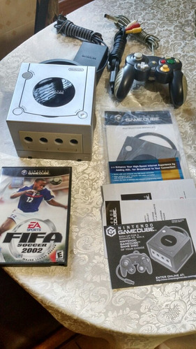 game cube top