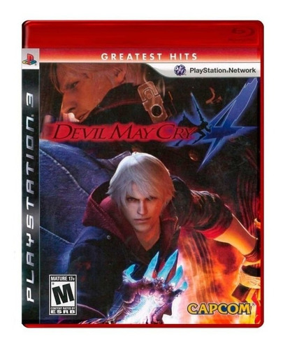 game - devil may cry 4 - ps3