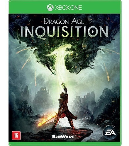 game - dragon age: inquisition - xbox one