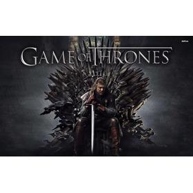 Game Of Thrones 1, 2, 3, 4, 5, 6, 7 Dvd Precio Por Temporada