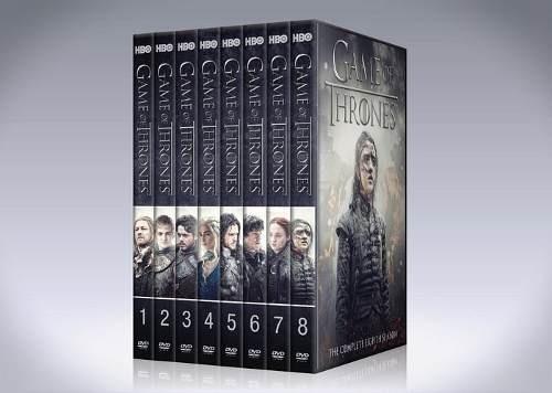 game of thrones  8 temporada pack completa full hd (oferta)