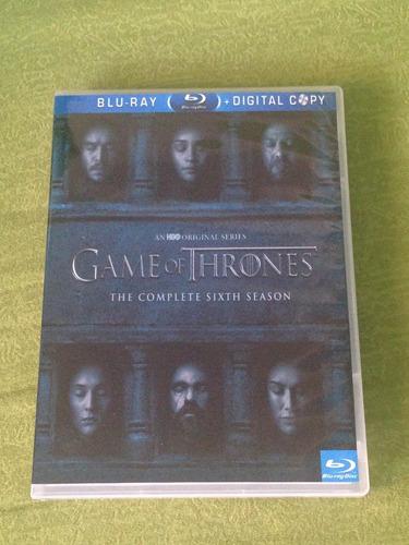 game of thrones bluray 7 temporadas