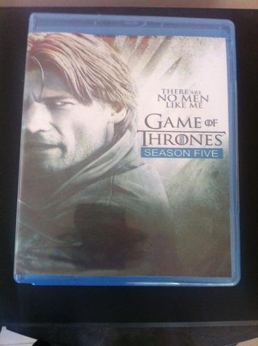 game of thrones bluray todas las temporadas - envio gratis -
