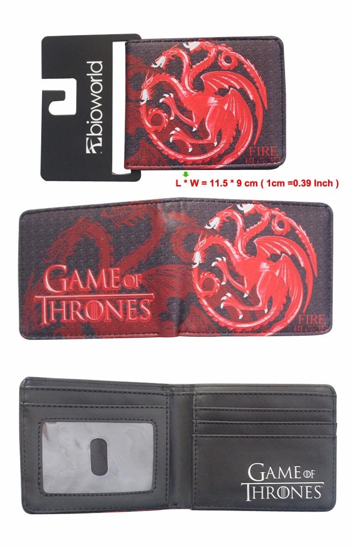 En Game Cartera Billetera245 Targaryen Of Casa Thrones 00 7gYf6by