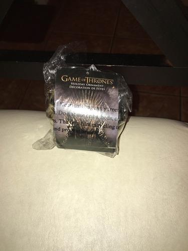 game of thrones deco ball kurt adler 90mm oferta!!