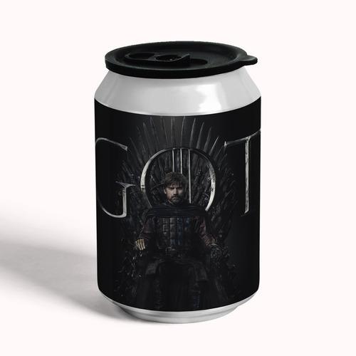 game of thrones jaime lannister vaso tipo lata