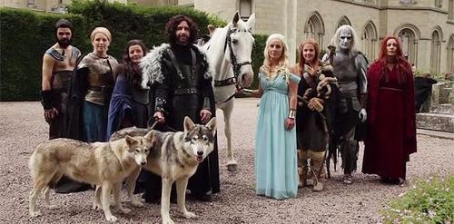 game of thrones - juego de tronos las 6 temporadas