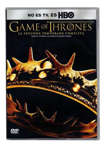 game of thrones juego de tronos segunda temporada 2 dos dvd