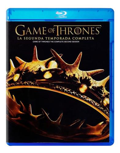 game of thrones juego de tronos temporada 2 dos blu-ray