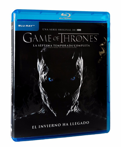 game of thrones juego de tronos temporada 7 siete blu-ray