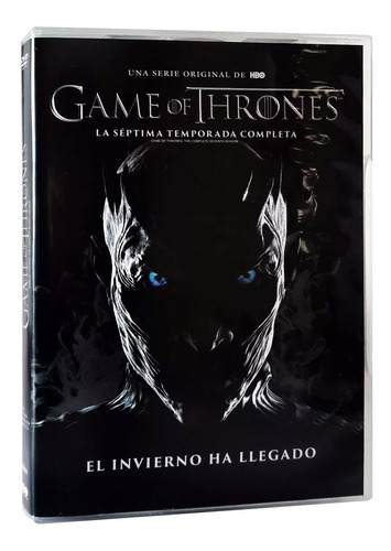 game of thrones juego de tronos temporada 7 siete dvd