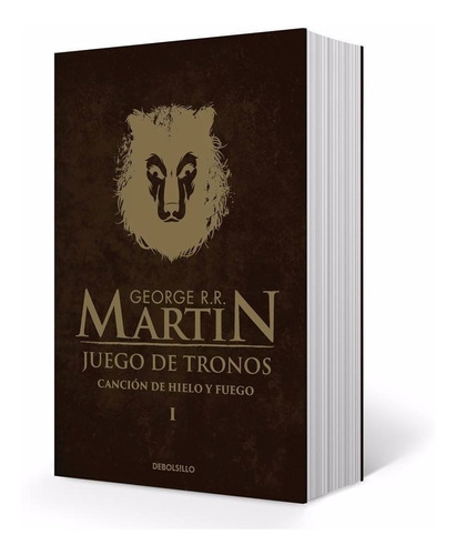 game of thrones juego de tronos tomo 1 george r. r. martin