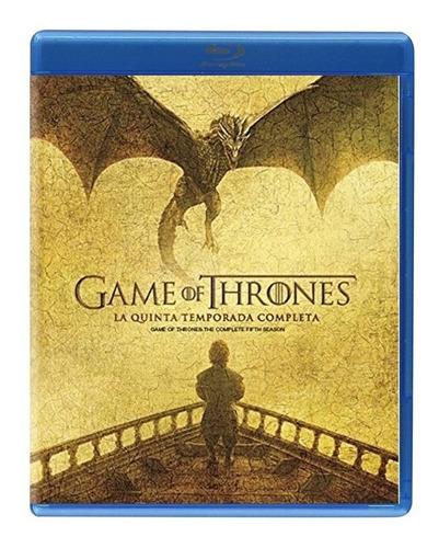 game of thrones juego tronos paquete temporada 5 y 6 blu-ray