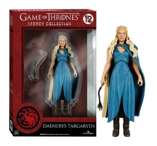 game of thrones legacy collection daenerys targaryen funko