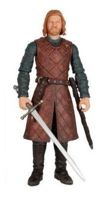game of thrones ned stark juguete series