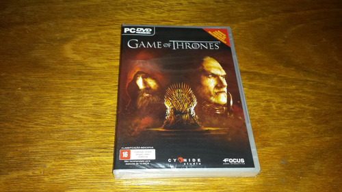 game of thrones rpg original lacrado computador pc game jogo