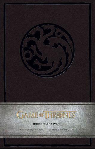 game of thrones ruled journal : house of targaryen