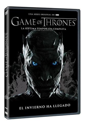 game of thrones septima temporada 7 serie dvd juego de trono