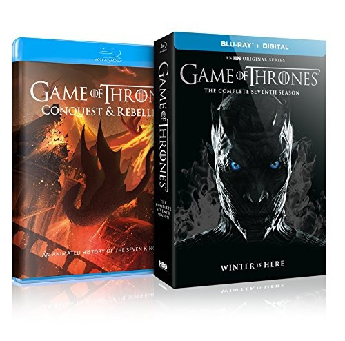 game of thrones temporada 7 original bluray físico en stock
