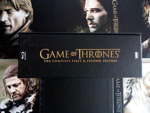 game of thrones - temporadas 1-2
