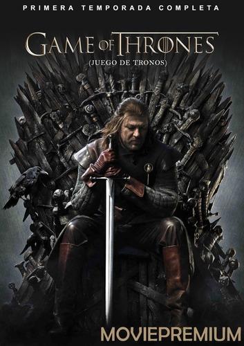 game of thrones temporadas 1 - 7 hd 1080 dual latino/ingles
