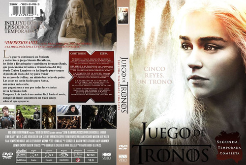 game of thrones - temporadas