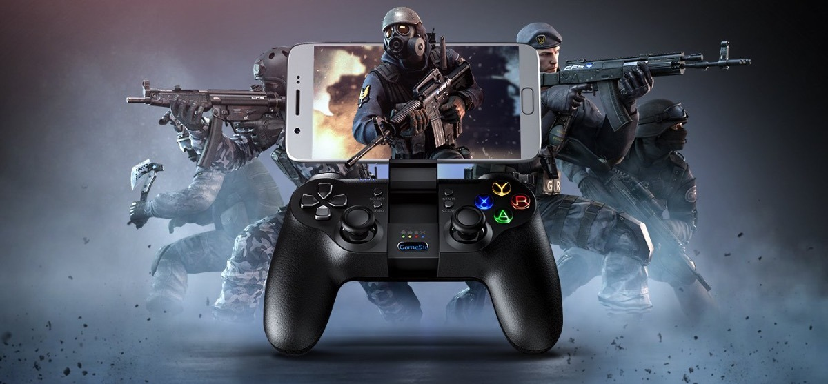 Ps3 Controller Android >> Game Pad Game Sir T1s Pubg Fornite Free Fire - $ 799.00 en Mercado Libre