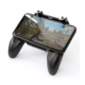 Game Pad Joystick W10 Controle  R1l1 Mobile Pubg Free Fire