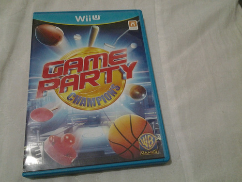 game party champions wiiu