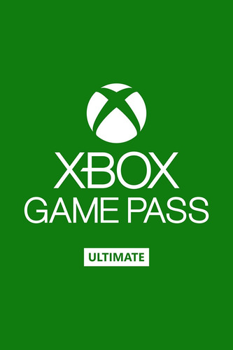 **game pass ultimate **1mes**xboxlive**