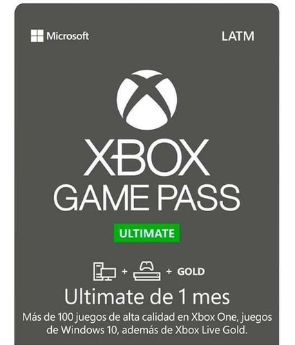 game pass ultimate xbox