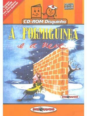 game pc a formiguinha e a neve - cdr0m