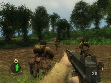 game pc brothers in arms: road to hill 30 - dvd novo lacrado