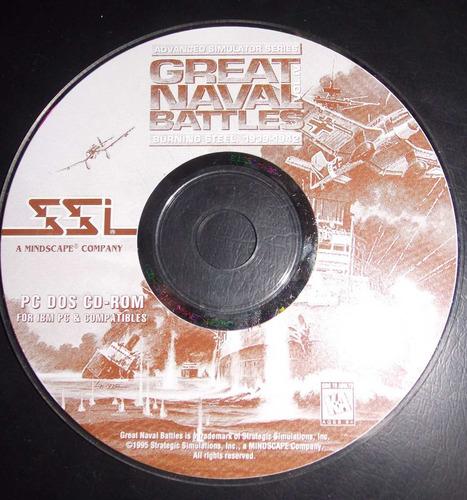 game pc great naval battles iv