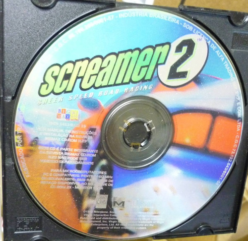 game  pc   :   screamer  2    -  b310