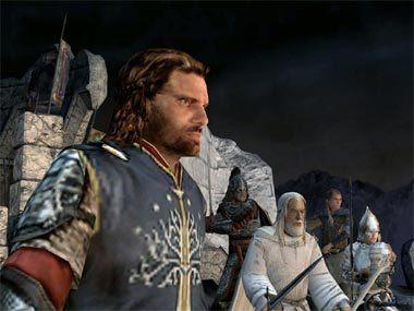 game pc senhor dos anéis: o retorno do rei cd-rom lacrado