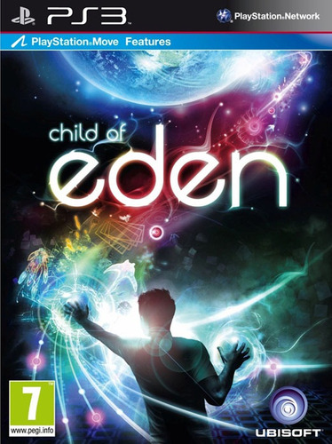 game ps3 child of eden