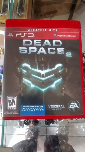 game ps3 dead space 2
