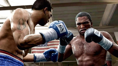 game ps3 fight night