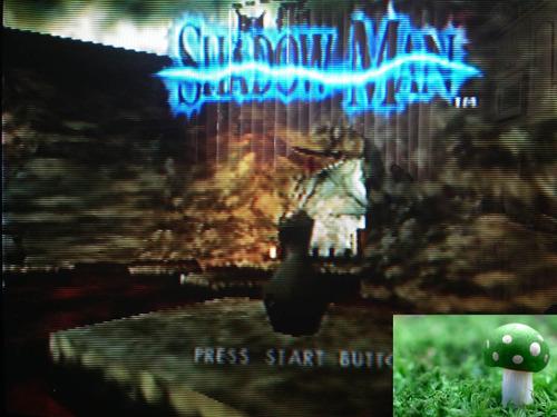 game shadow man para nintendo 64, en perfecto estado