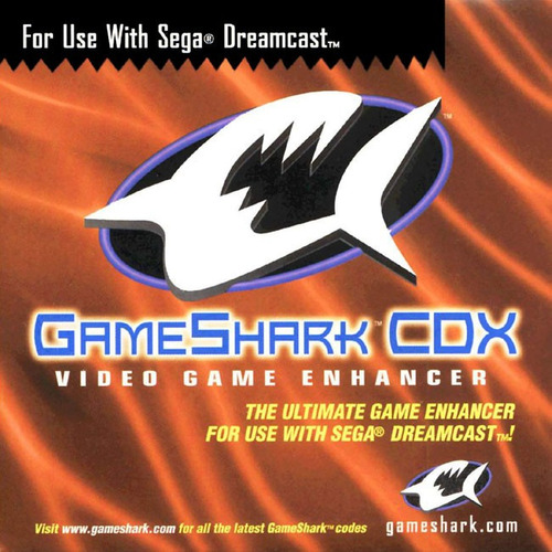 game shark para dreamcast