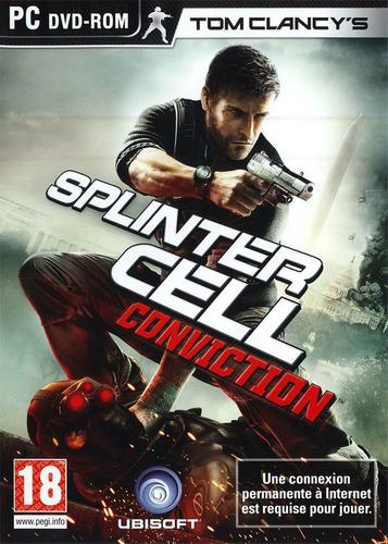 game splinter cell conviction para pc
