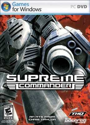 game supreme commander para pc