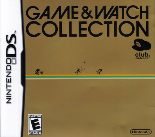 game & watch collection - ds