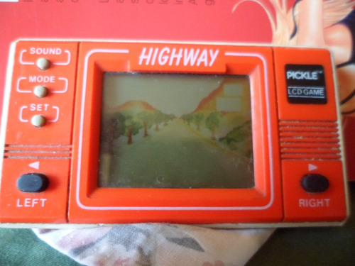 game & watch pickle lcd game highway maa